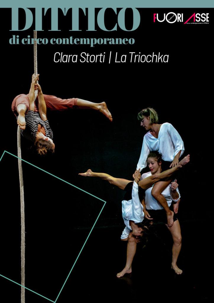 DITTICO di circo contemporaneo