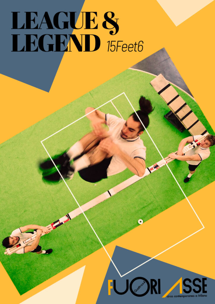 League & Legend
